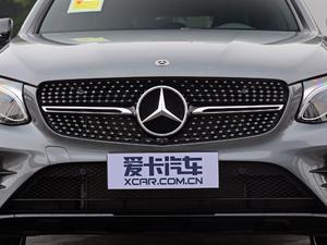 2018款GLC 260 4MATIC 轿跑SUV 中网