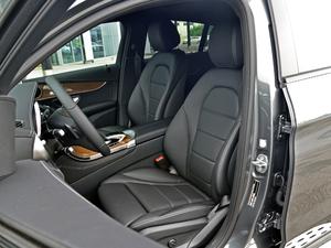 2018款GLC 260 4MATIC 轿跑SUV 前排座椅
