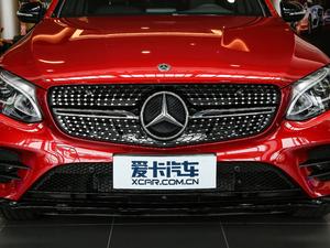 2018款GLC 200 4MATIC 轿跑SUV 中网