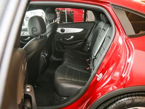 2018款GLC 200 4MATIC 轿跑SUV 后排空间