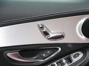 2018款GLC 200 4MATIC 轿跑SUV 座椅调节