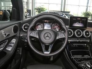 2018款GLC 200 4MATIC 轿跑SUV 方向盘