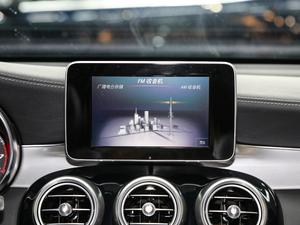 2018款GLC 200 4MATIC 轿跑SUV 中控台显示屏