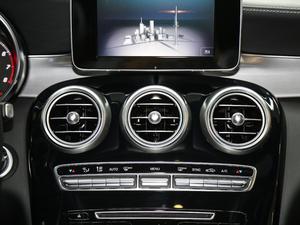 2018款GLC 200 4MATIC 轿跑SUV 空调出风口
