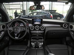 2018款GLC 200 4MATIC 轿跑SUV 全景内饰