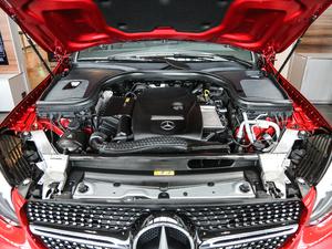 2018款GLC 200 4MATIC 轿跑SUV 发动机