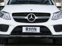 细节外观奔驰GLE 轿跑SUV中网