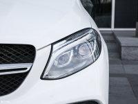 细节外观奔驰GLE 轿跑SUV头灯