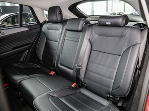 2018款GLE 320 4MATIC 后排座椅