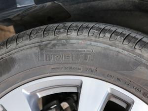 2018款GLE 400 4MATIC 轮胎品牌