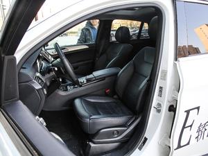2018款GLE 400 4MATIC 前排座椅