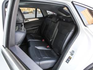 2018款GLE 400 4MATIC 后排座椅