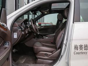 2018款GLE 320 4MATIC 豪华型臻藏版 前排空间