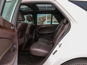 2018款GLE 320 4MATIC 豪华型臻藏版 后排空间