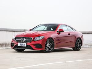 2018款E 300 Coupe 正侧45度