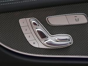 2018款E 300 Coupe 座椅调节