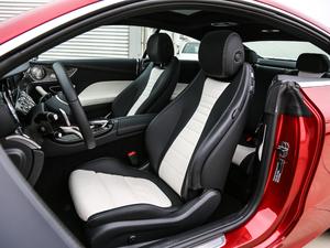 2018款E 300 Coupe 前排座椅