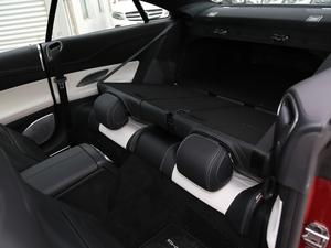 2018款E 300 Coupe 后排座椅放倒