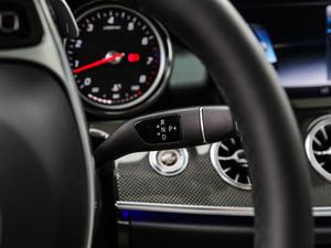 2018款E 300 Coupe 变速挡杆