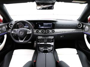 2018款E 300 Coupe 全景内饰
