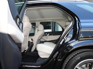 2020款GLE 350 4MATIC 豪华型 后排空间