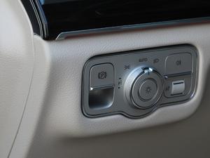 2020款GLE 350 4MATIC 豪华型 驻车制动器