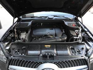 2020款GLE 350 4MATIC 豪华型 发动机