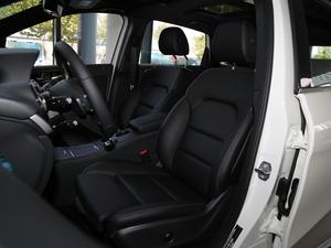 2019款B 200 时尚型 前排座椅