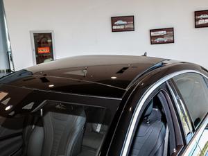 2019款S 500 L 4MATIC 车顶