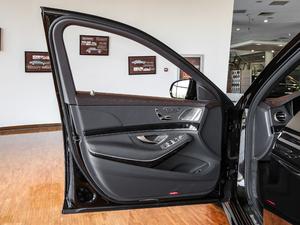 2019款S 500 L 4MATIC 驾驶位车门