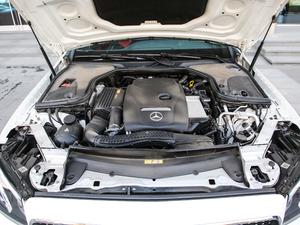 2019款E 200 Coupe 4MATIC 发动机