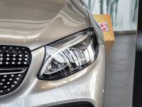 細節外觀奔馳GLC 轎跑SUV頭燈
