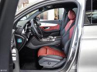 空間座椅奔馳GLC 轎跑SUV前排空間