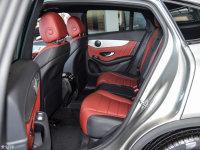 空間座椅奔馳GLC 轎跑SUV后排空間