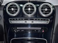 中控區奔馳GLC 轎跑SUV空調調節