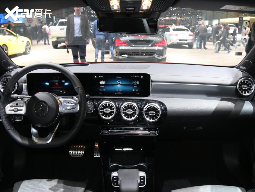 奔驰(进口)2019款奔驰CLA级猎装车