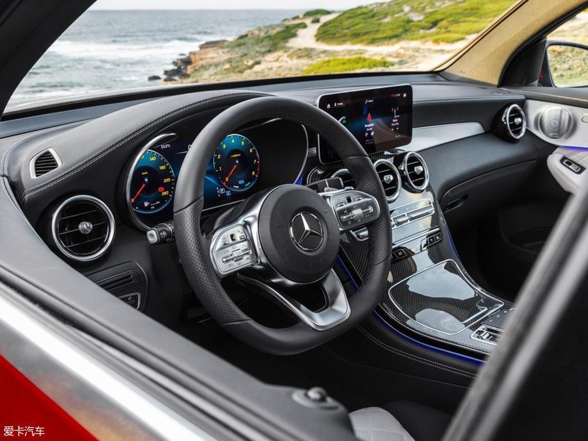奔驰(进口)2020款奔驰GLC 轿跑SUV