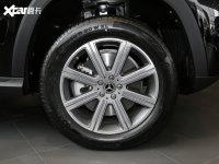 細節外觀奔馳GLS輪胎