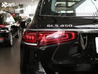 細節外觀奔馳GLS尾燈