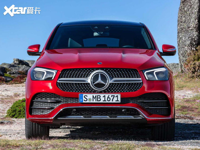奔驰(进口)2020款奔驰GLE 轿跑SUV