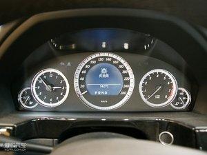 2010款E 260 CGI时尚版 仪表