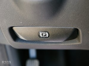2010款E 260 CGI时尚版 驻车制动器