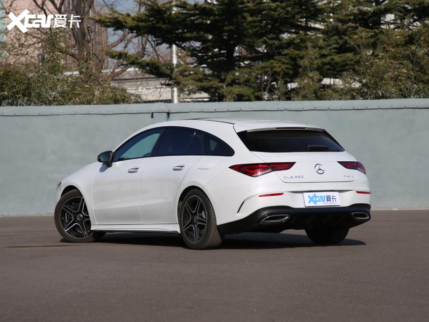 新款奔驰CLA家族正式上市 29.98万元起