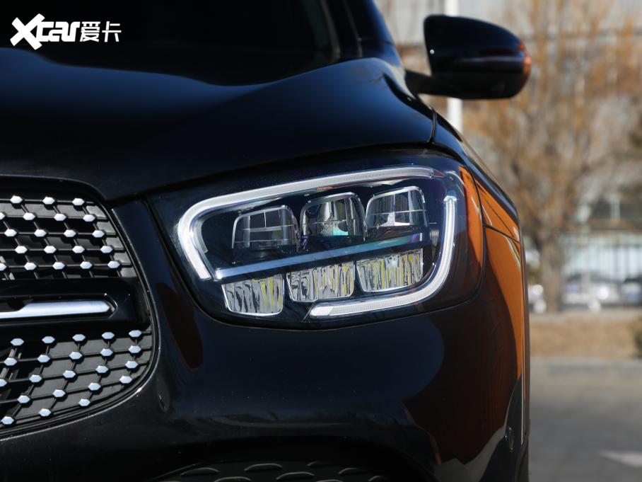 奔驰GLC 轿跑SUV