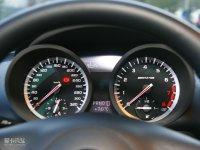 中控区奔驰SLK级AMG仪表