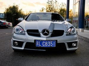 2010款AMG SLK 55 纯正