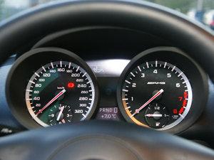 2010款AMG SLK 55 仪表