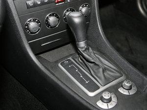 2010款AMG SLK 55 变速挡杆