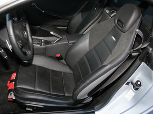 2010款AMG SLK 55 前排座椅