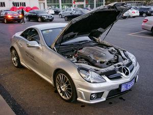 2010款AMG SLK 55 其它